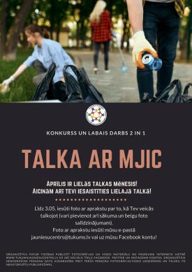 Talka ar MJIC