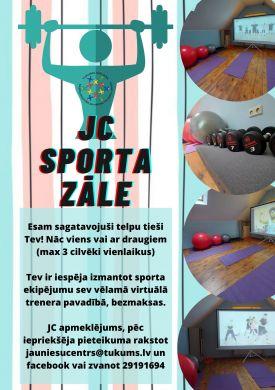 JC sporta zāle