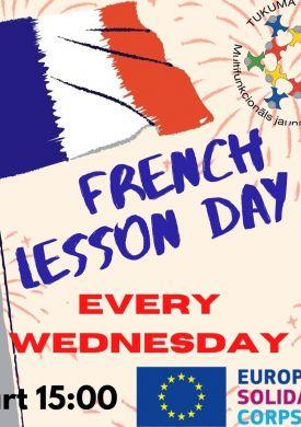 Franču valoda ar Titouan